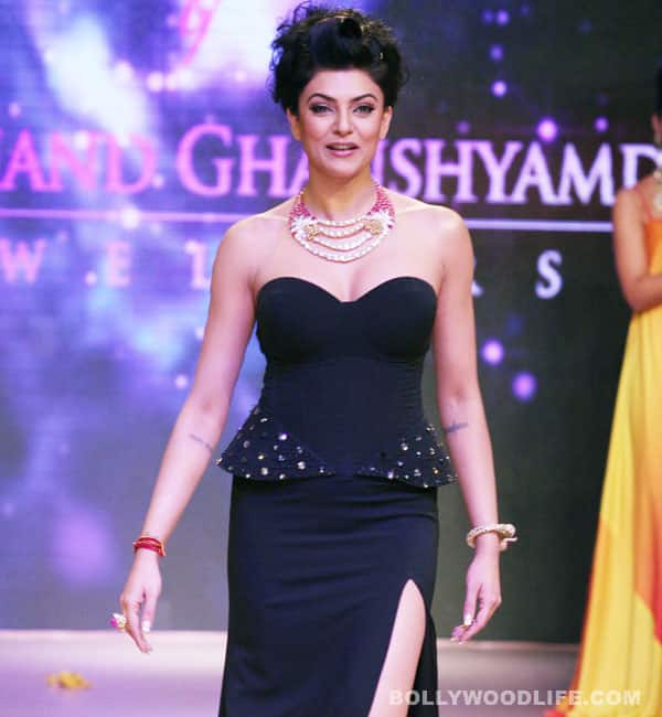 Sushmita Sen, happy 37th birthday!
