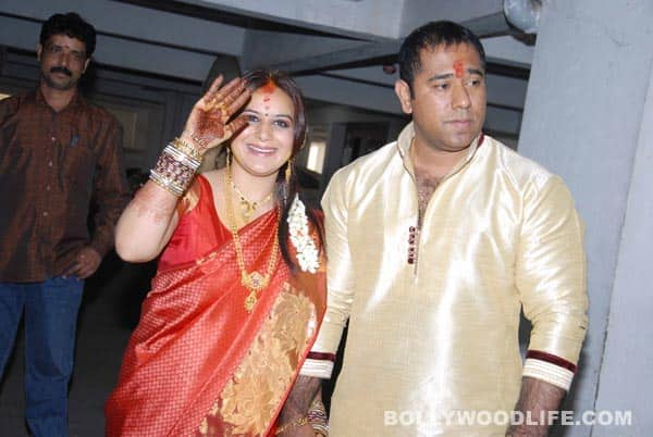 Pooja Gandhi gets engaged in a simple ceremony: Pics