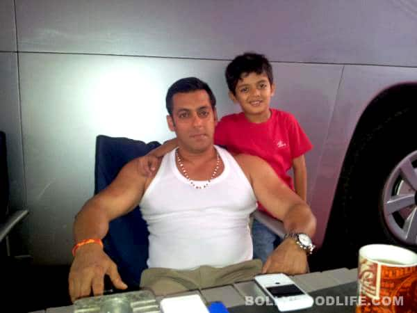 Salman Khan is a father!