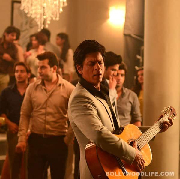 Shahrukh Khan & Katrina Kaif Lux ad: Jab Tak Hai Jaan-inspired?