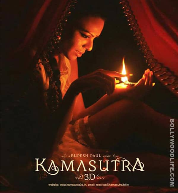 Sherlyn Chopra reveals the first look of Kamasutra 3D