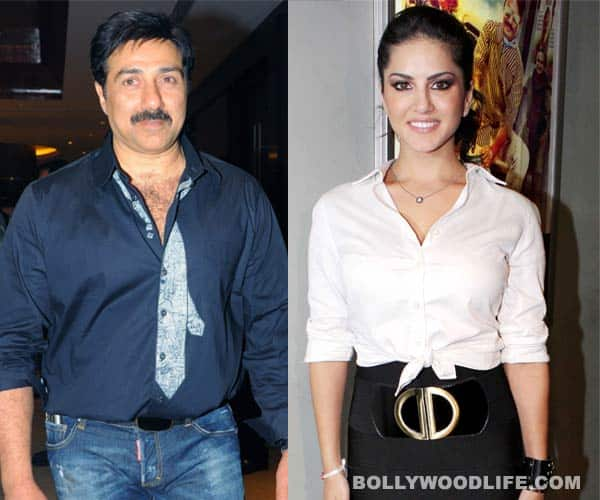 Sunny Deol not scared of Sunny Leone, after all!