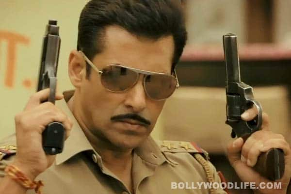 DABANGG 2 trailer: Salman Khan is a badass!