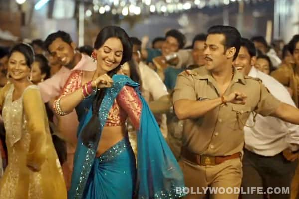 DABANGG 2 new song: Salman Khan woos Sonakshi Sinha in Dagabaaz re