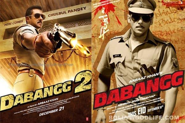 DABANGG 2 poster: Salman Khan in same old Chulbul Pandey avatar