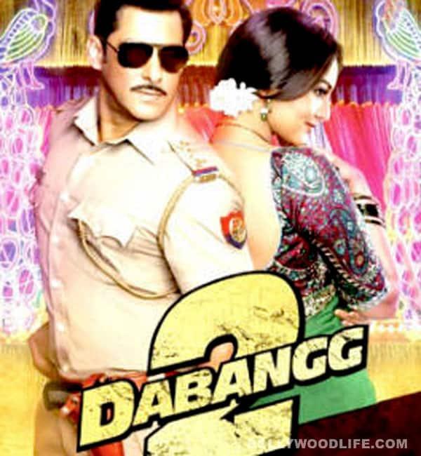Dabangg 2 new poster: Salman Khan and Sonakshi Sinha jodi – sizzling or stale?