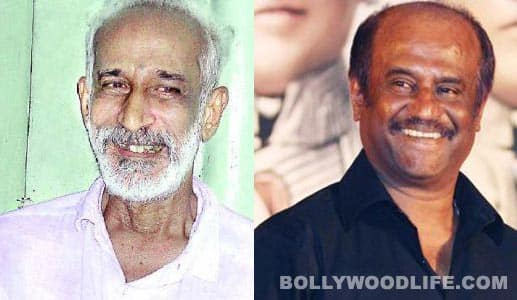 Rajinikanth adopts a father, Mr Kalayanasundaram?