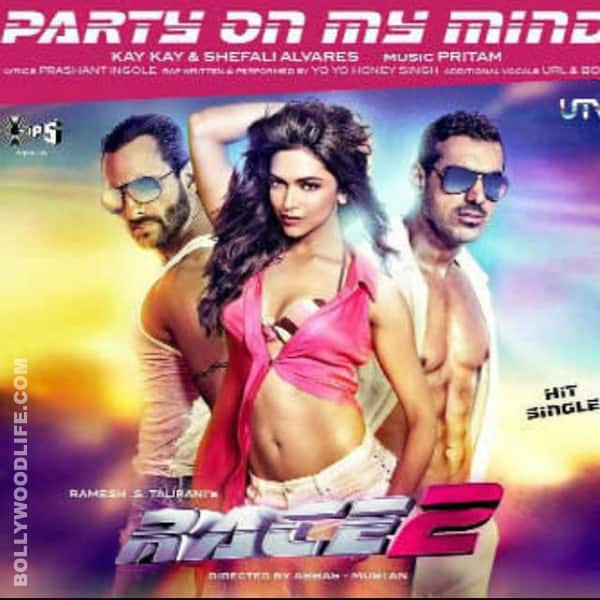 Race 2 new song Party on my mind: Are you ready to party?