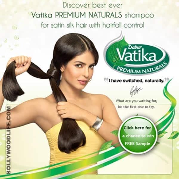 Priyanka Chopra to endorse natural hair care product