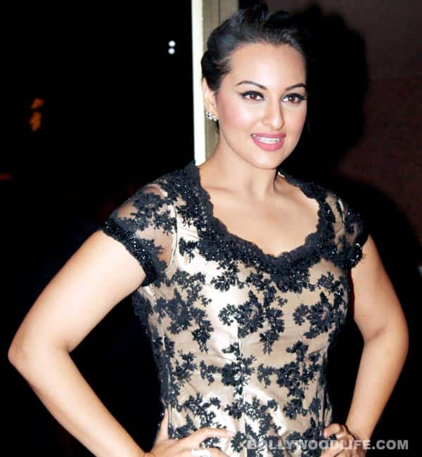 Why does Sonakshi Sinha avoid women-centric strong roles?
