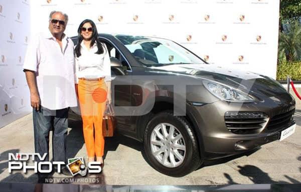 Sridevi gifts hubby Boney Kapoor a swanky Porsche!