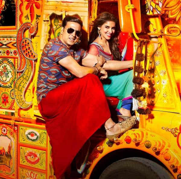 KHILADI 786 movie review: Himesh Reshammiya steals Akshay Kumar's thunder!