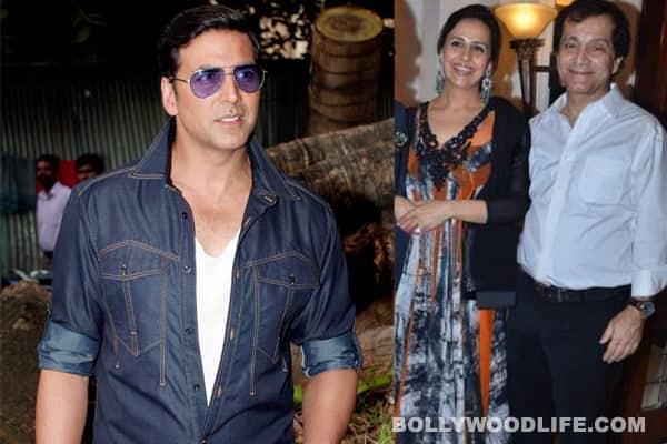Akshay Kumar's sister Alka Bhatia to marry Surendra Hiranandani