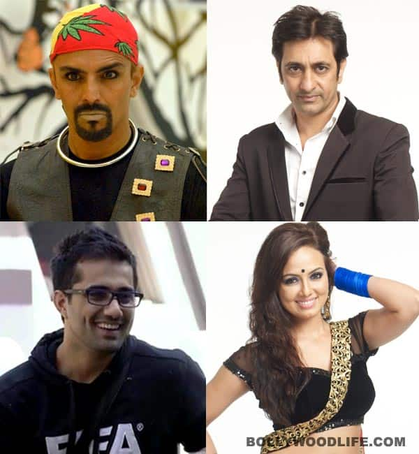 Bigg Boss 6: Imam Siddique, Rajev Paul, Vishal Karwal or Sana Khan – who will be evicted this week?