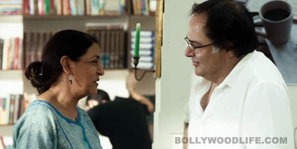 Listen Amaya trailer: Deepti Naval and Farooque Shaikh share screen space again!