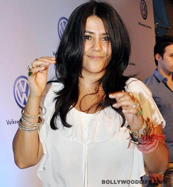 Ekta Kapoor to study at Harvard University!