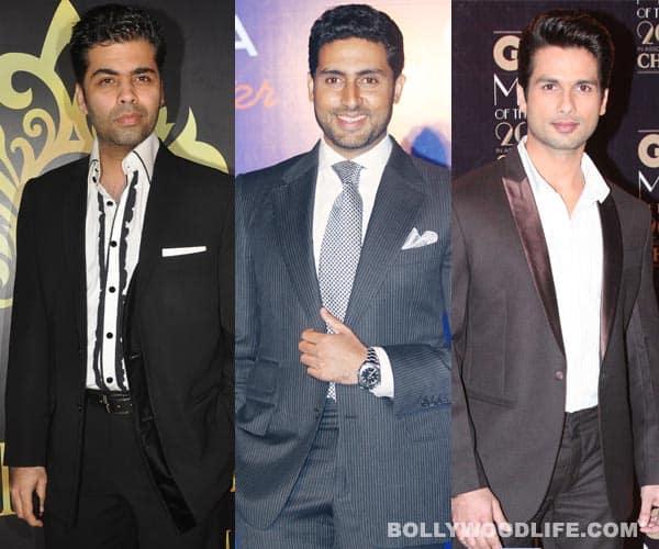 Doomsday special: Abhishek Bachchan, Karan Johar, Shahid Kapoor celebrate December 21,2012!