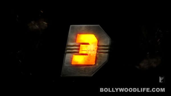 Dhoom:3 logo revealed!