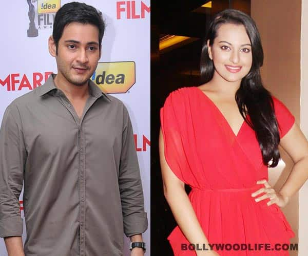 Sonakshi Sinha to make her debut in South opposite Mahesh Babu