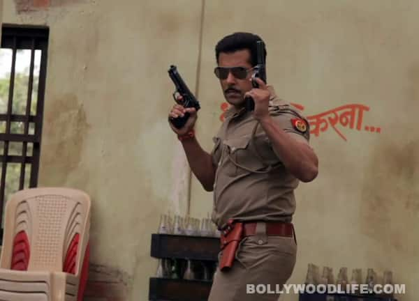 Dabangg 2 making: Salman Khan and Arbaaz Khan shoot stylised action scenes