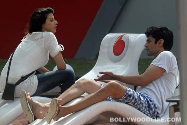 Bigg Boss 6, Day 74 synopsis: Rajev Paul and Vishal Karwal compete to woo Sana Khan!