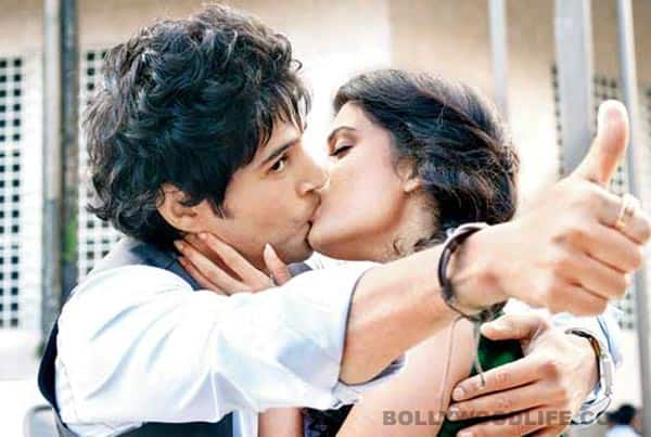 Why was Rajeev Khandelwal nervous while kissing Tena Desae in Table No. 21?