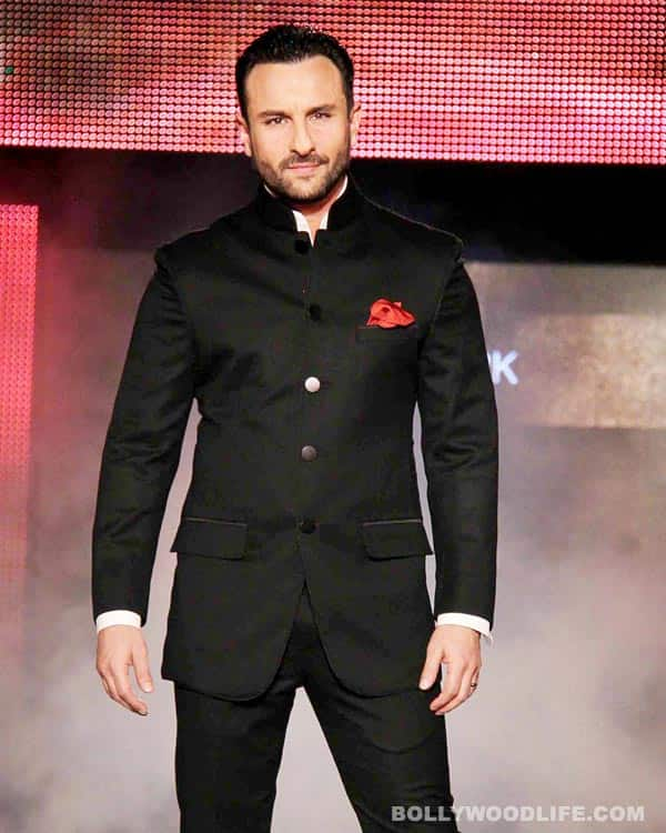 Are Saif Ali Khan's wild days behind him?