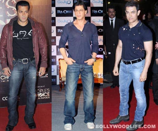 BollywoodLife Awards 2012: Shahrukh Khan, Aamir Khan or ...