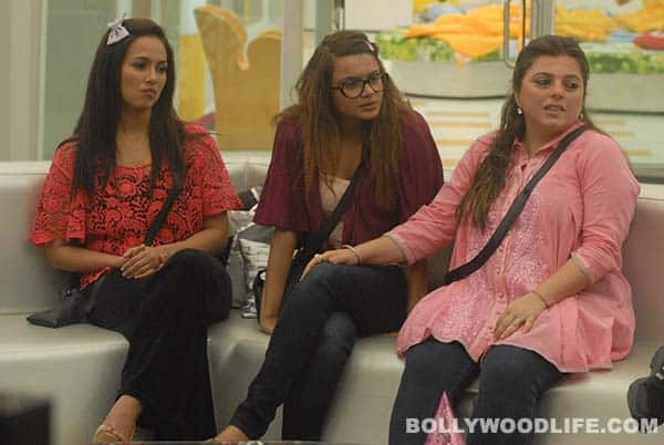 Bigg Boss 6: Aashka Goradia eliminated from the house