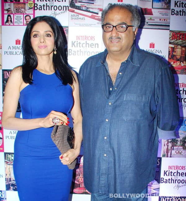 Boney Kapoor pursued Sridevi for 15 long years before she agreed to marry him!