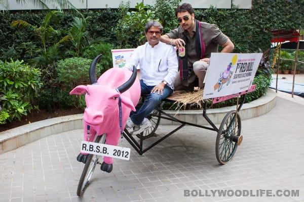 Why is Vishal Bhardwaj miffed with the pink cow in Matru Ki Bijlee Ka Mandola?