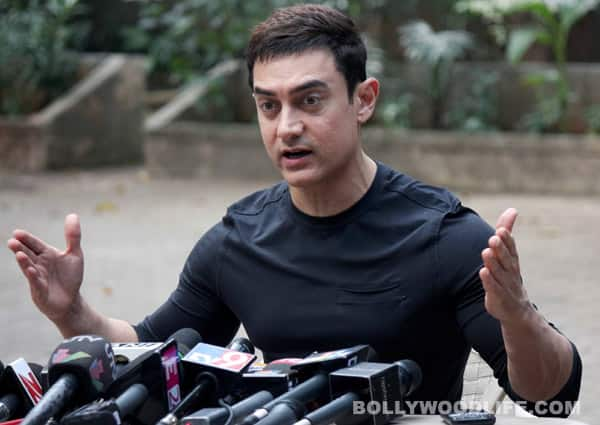 Aamir Khan: Talaash hasn't received a 100 per cent positive response