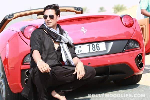 Akshay Kumar's Khiladi 786 promos banned inPakistan