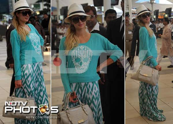 Paris Hilton back in Mumbai after DJing in Goa – what's her plan?