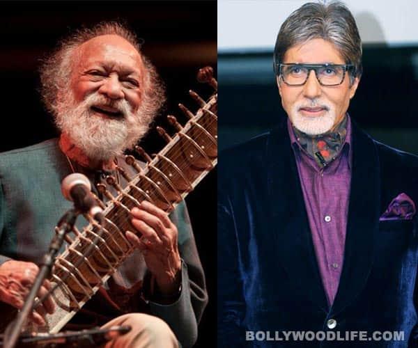Amitabh Bachchan gets a call from an ailing Pandit RaviShankar
