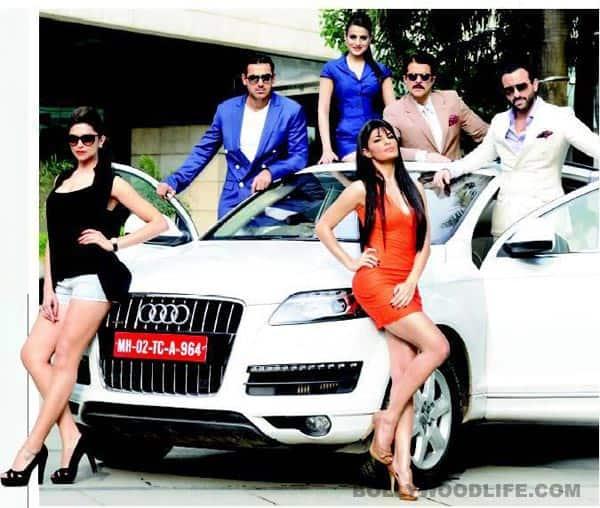 Race 2 story revealed: John Abraham, Deepika Padukone help Saif Ali Khan nab Bipasha Basu's murderer