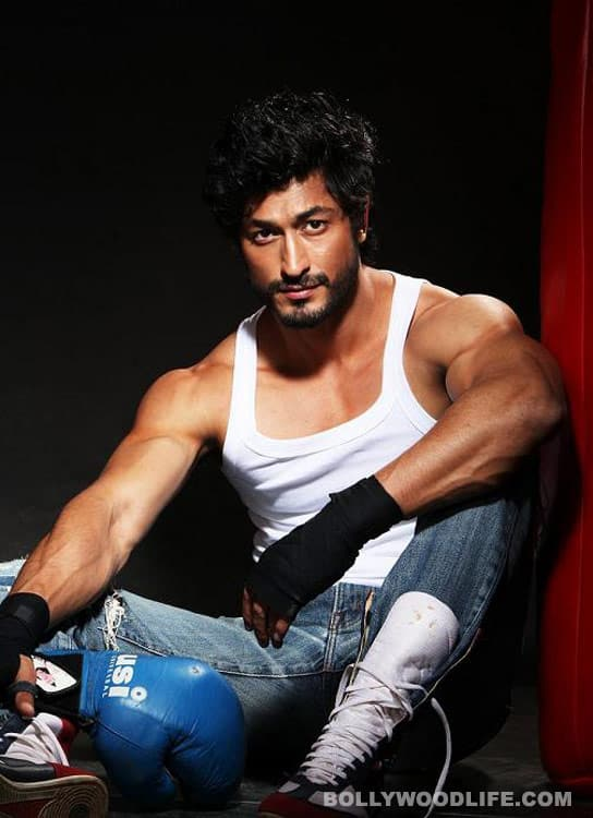Is Vidyut Jamwal one of the fittest men in 2012?