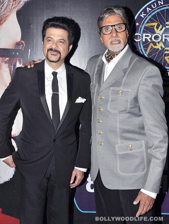 Kaun Banega Crorepati 6: Anil Kapoor to shake a leg with Amitabh Bachchan