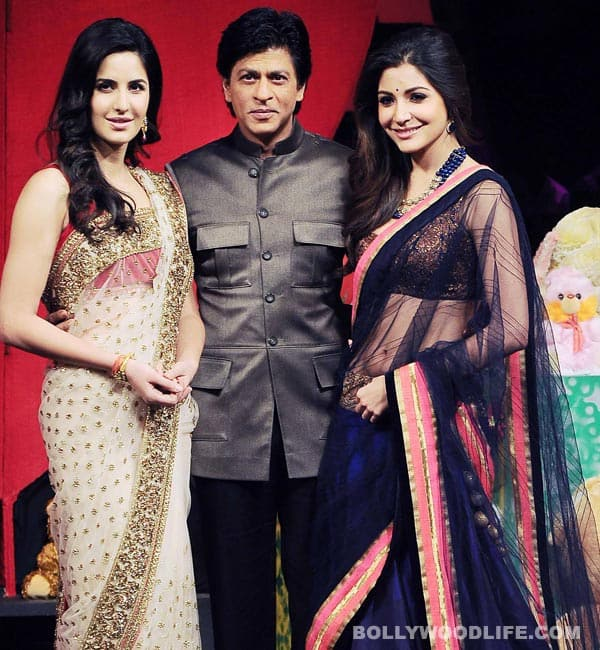 Zee Cine Awards 2013 performances: Shahrukh Khan, Katrina Kaif and Anushka Sharma pack a punch!