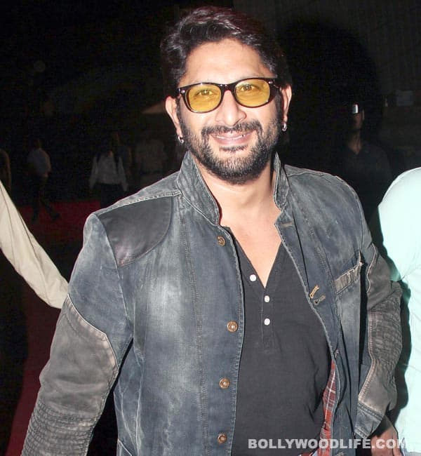 Arshad Warsi: Maria has allowed me to kiss in Dedh Ishqiya!