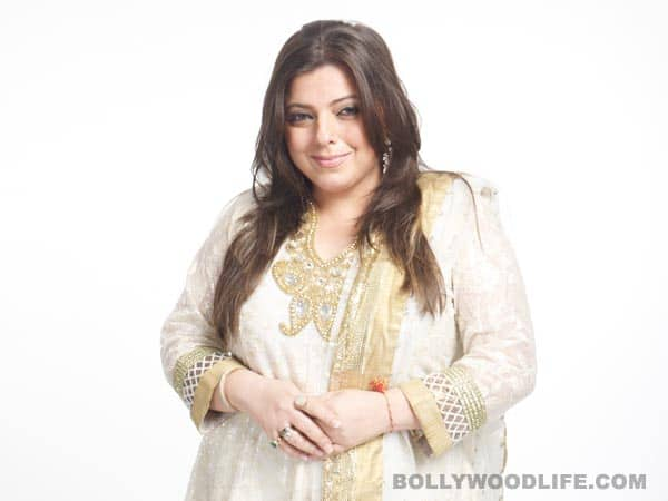 Delnaaz Irani says she is on talking terms with Rajev Paul because of Bigg Boss 6