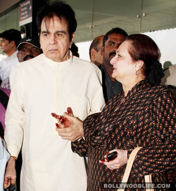 Dilip Kumar's brothers slap a legal notice on him for family bungalow