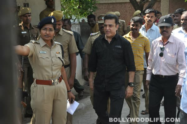 Kamal Haasan on Vishwaroopam's DTH plans: I will not succumb to any pressure