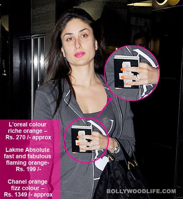 Want Super Funky Nails Like Kareena Kapoor Malaika Arora Khan And Shilpa Shetty