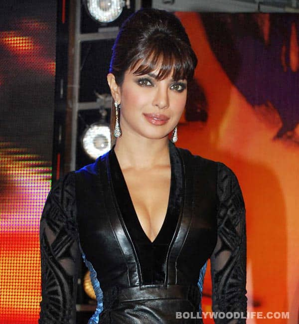 Priyanka Chopra says she is different from Lady Gaga