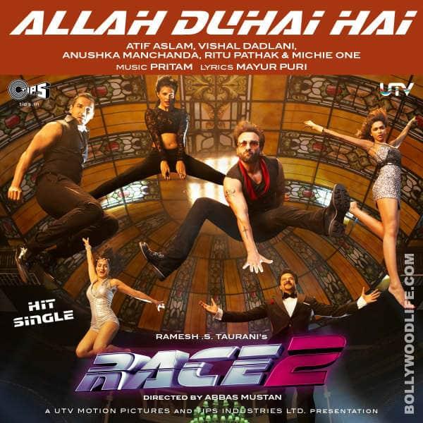 Race 2 new song Allah duhai hai: Saif Ali Khan, Deepika Padukone, John Abraham, Jacqueline Fernandez rock in thisnumber!