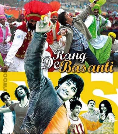 Rang De Basanti Movie