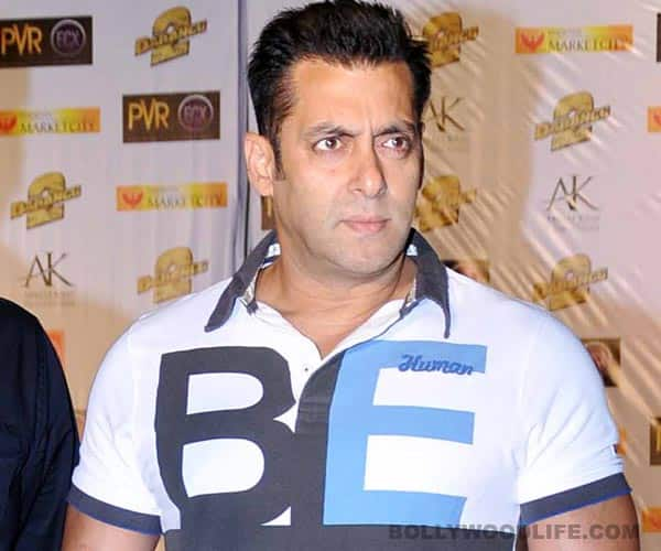 Salman Khan: If a girl says 'no', it means NO!