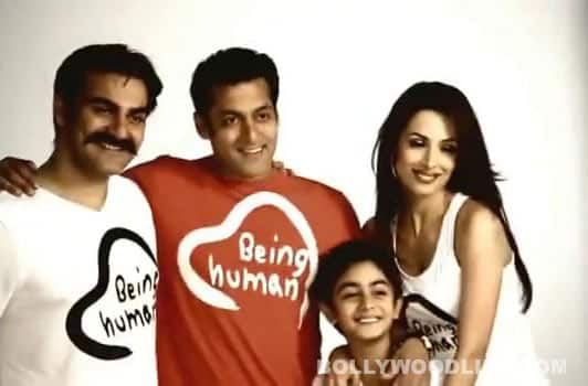Salman Khan strikes his best poses ever exclusively for Being Human: watch video