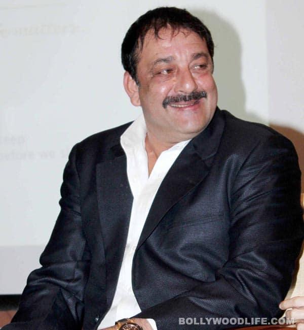 Sanjay Dutt in Rajkumar Hirani's P.K.!